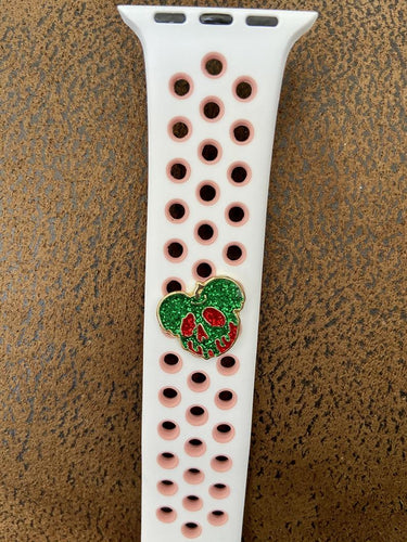 Poison Apple Mouse Glitter Watch Band