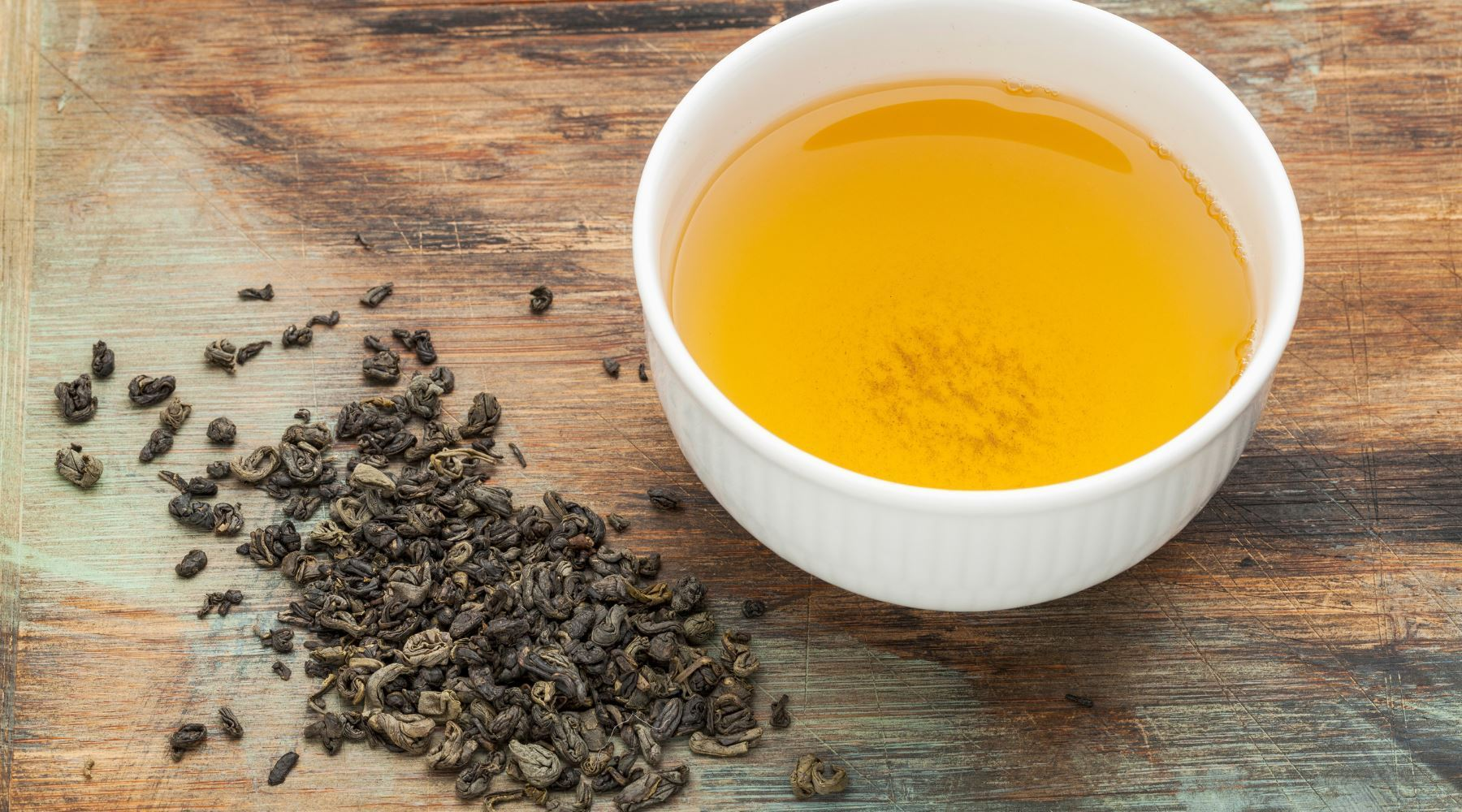 Here's Everything You Need to Know About Gunpowder Green Tea!