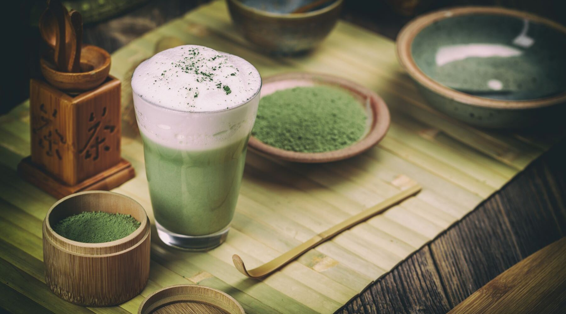 How To Make The Perfect Frothy Matcha Tea