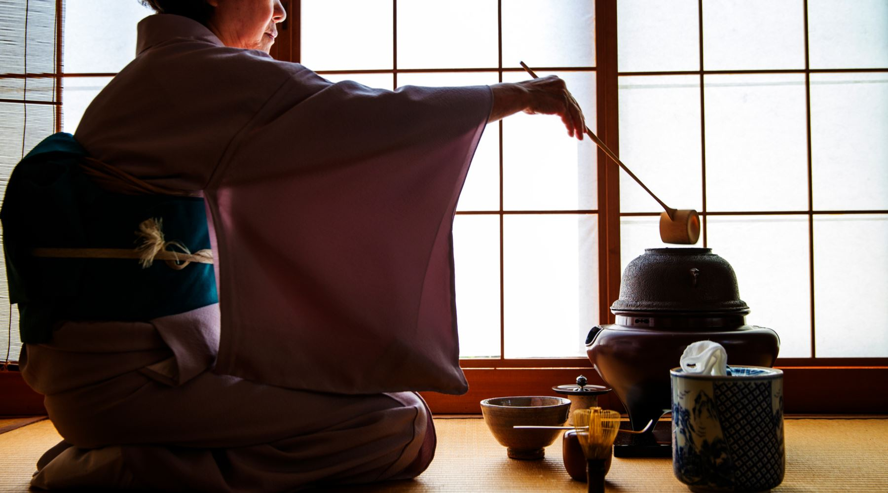 Japanese Tea Ceremony Etiquette Guide