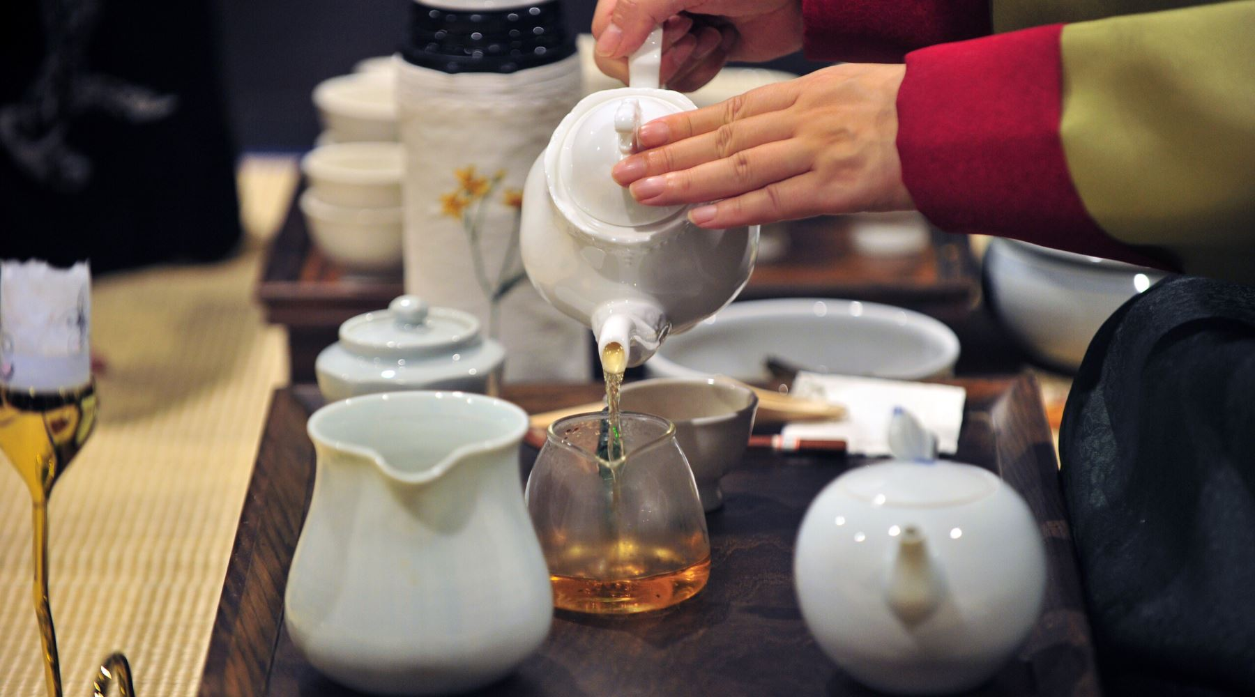 Traditional Korean Tea Ceremony Guide