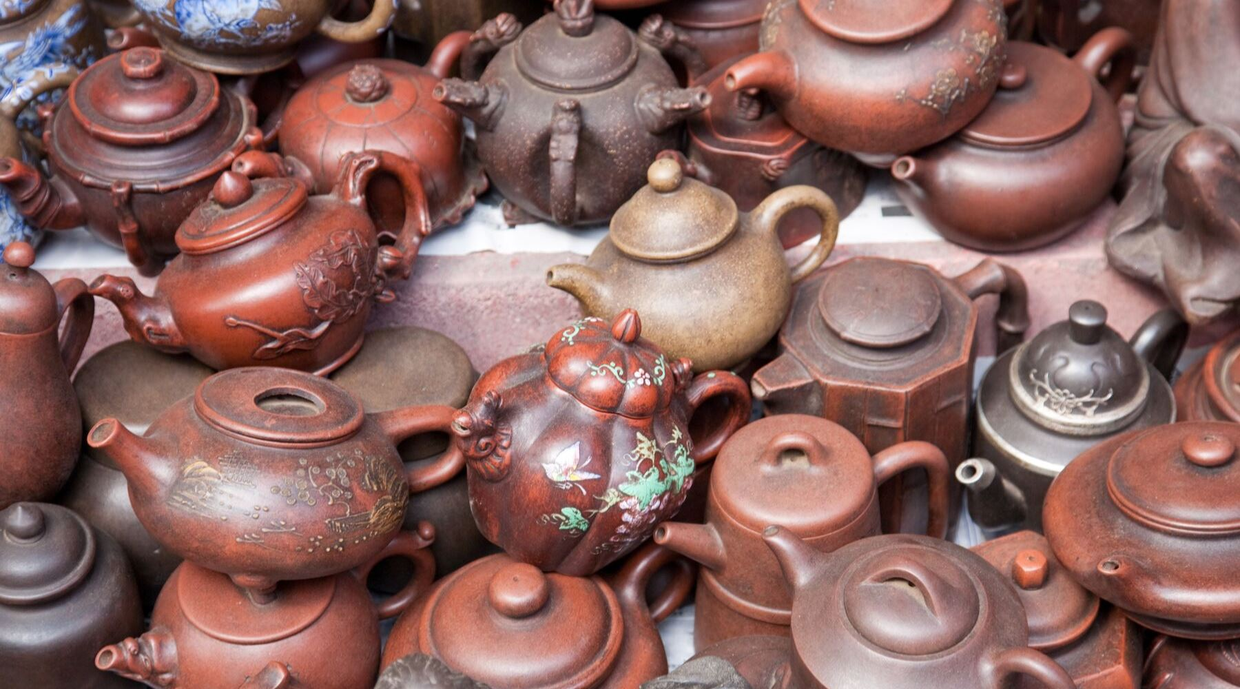 The Secret Behind The Making of Chinese Teapots