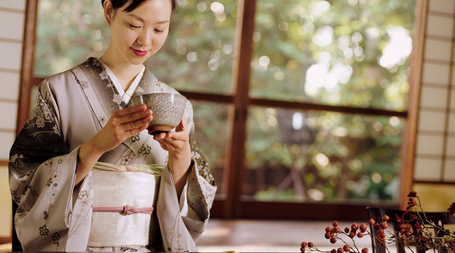 The History of Tea in Japan