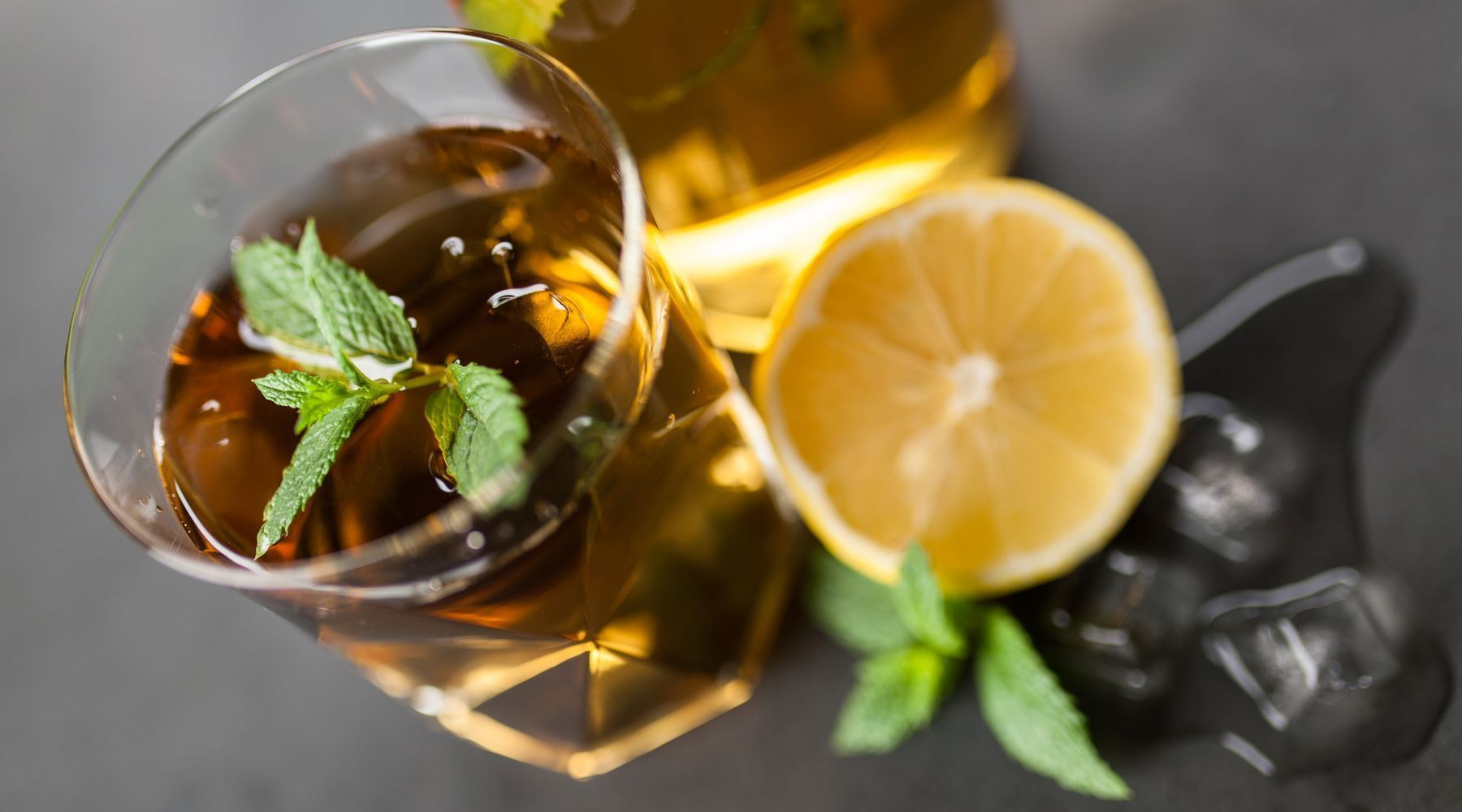 TopicTea - iced Mint Tea Recipe