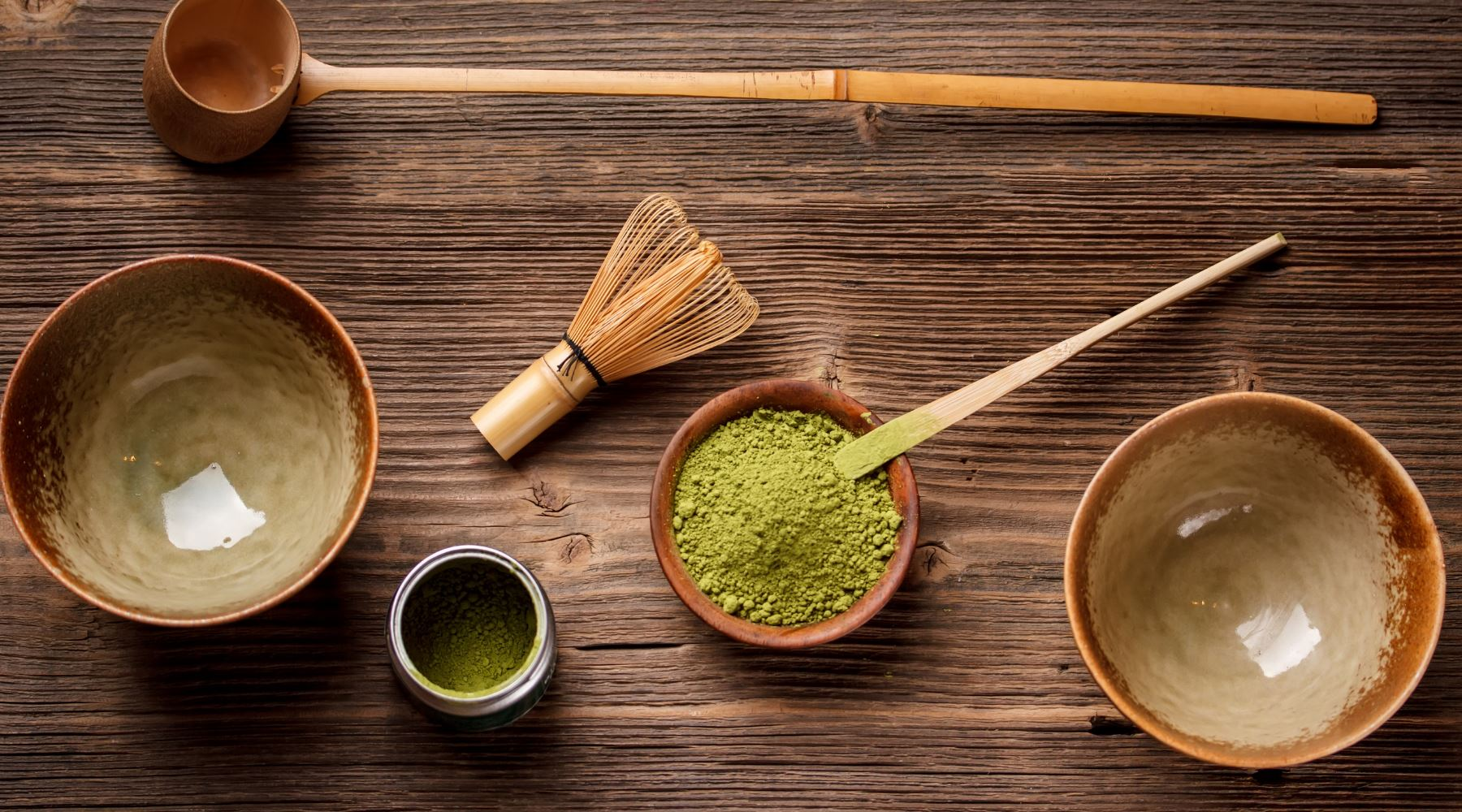 Matcha Tea Kits