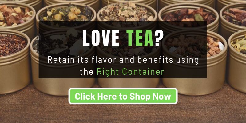 Check Out Our Range of Tea Containers