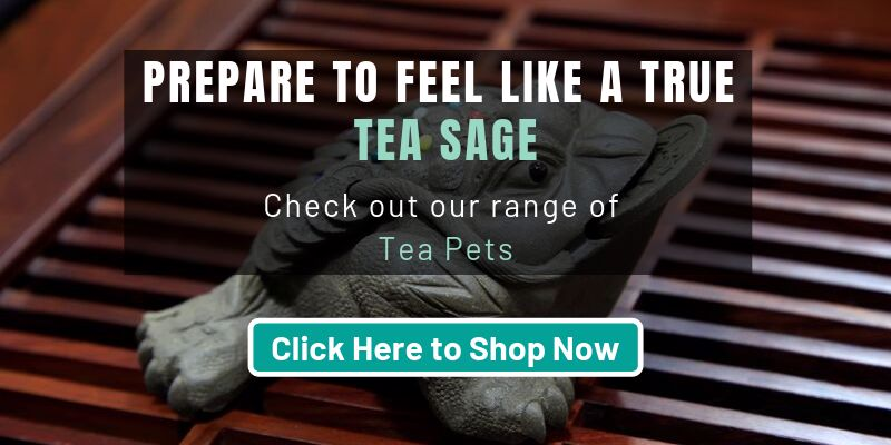Check Out Our Range of Tea Pets