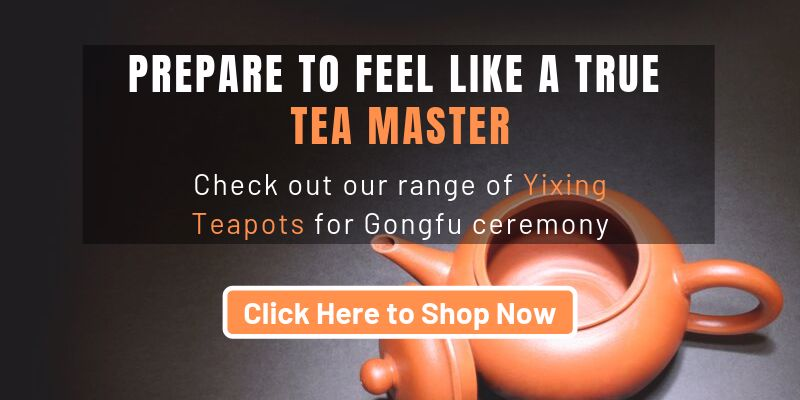 Check Out Our Range of Yixing Teapots
