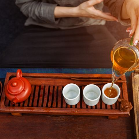Chinese Tea Ceremony Rules