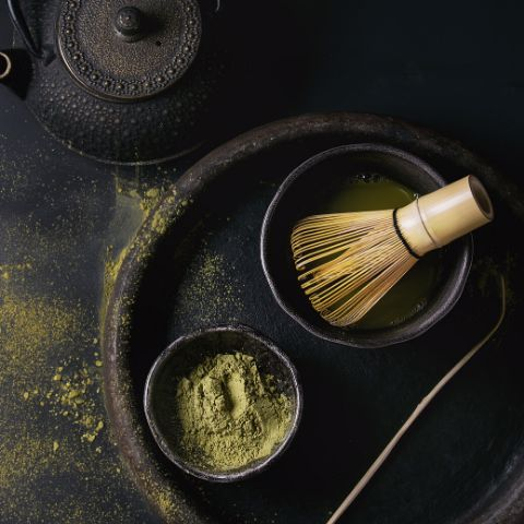 Japanese Matcha Tea Utensils