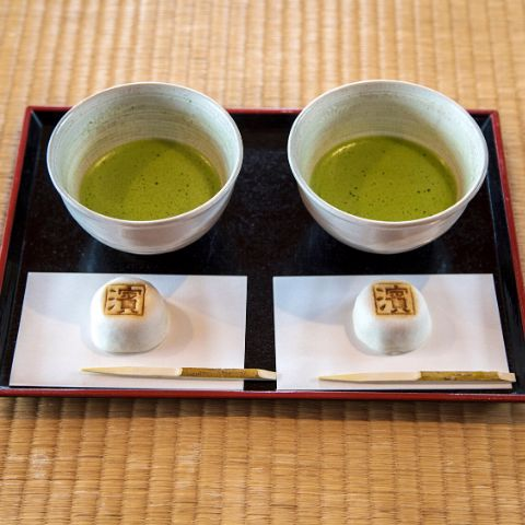 Matcha Tea Tray