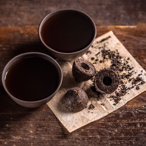 Health Benefits of Pu'er Tea
