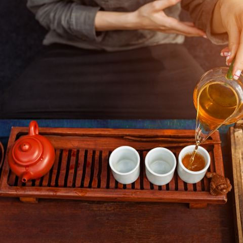 Teaware for tea ceremony