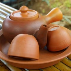 Traditional Teapot Yokode