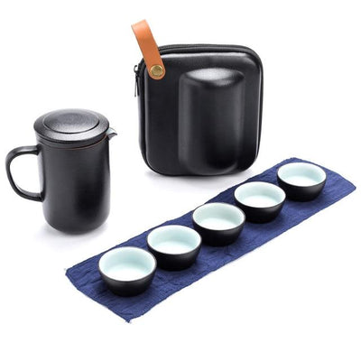 All in One Travel Tea Set-Style A-TopicTea