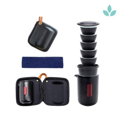 All in One Travel Tea Set