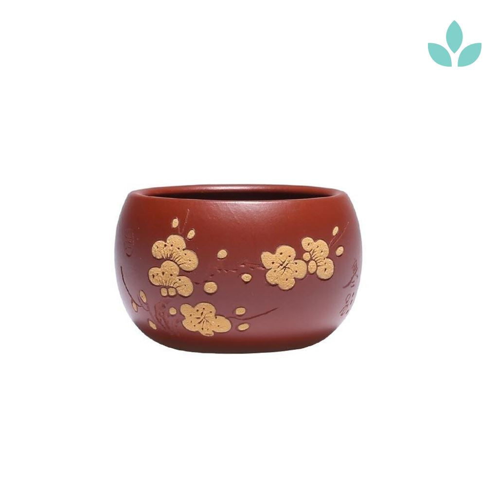 Asian Clay Tea Cup