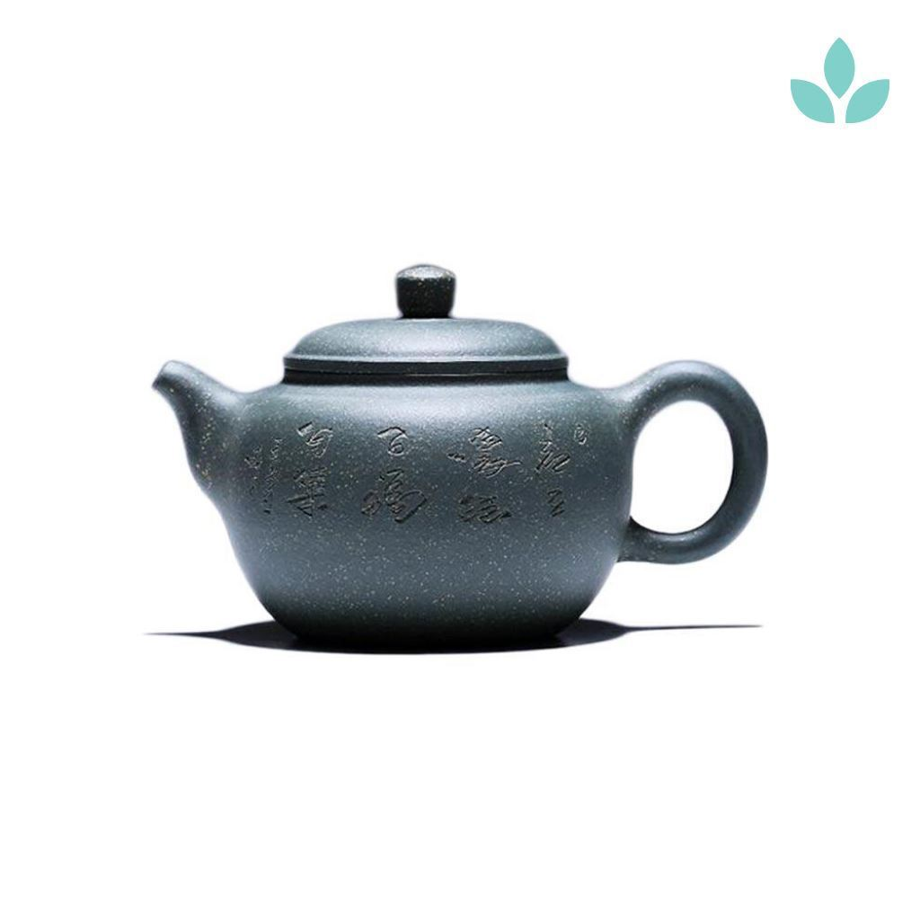 Asian Clay Teapot