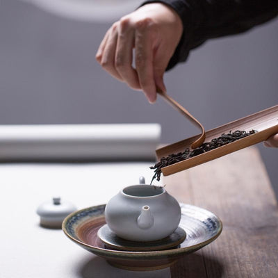 Bamboo Tea Ceremony Utensils-Tea Accessories-TopicTea-TopicTea