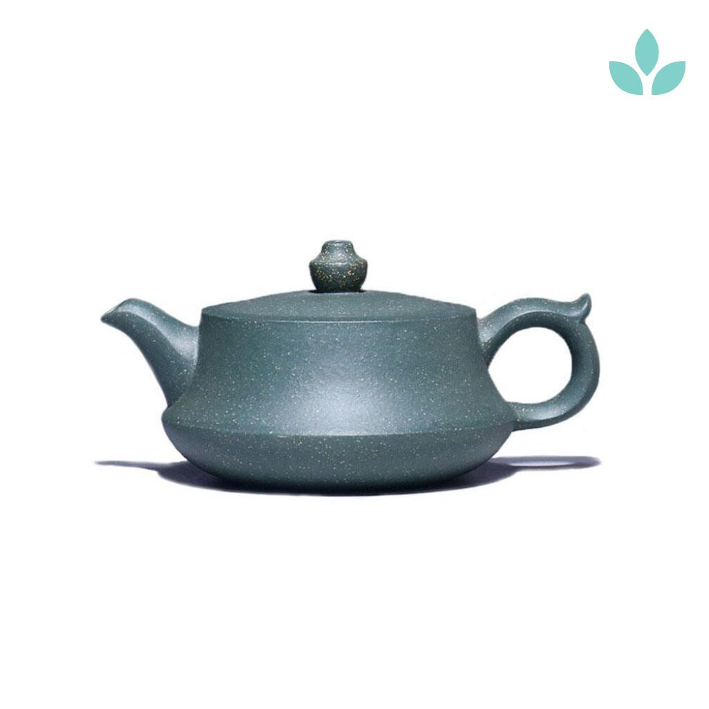 Blue Chinese Yixing Teapot