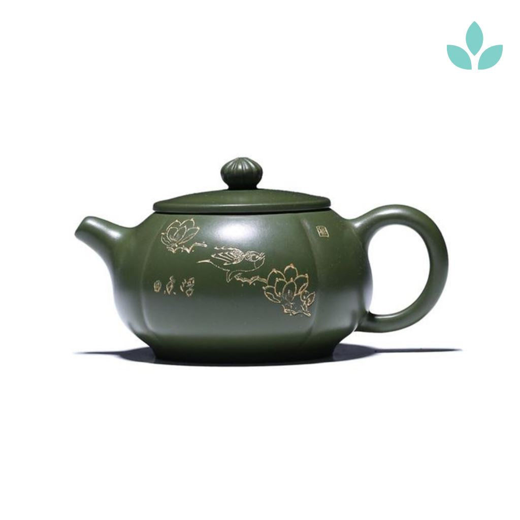 Chrysanthemum Yixing Teapot