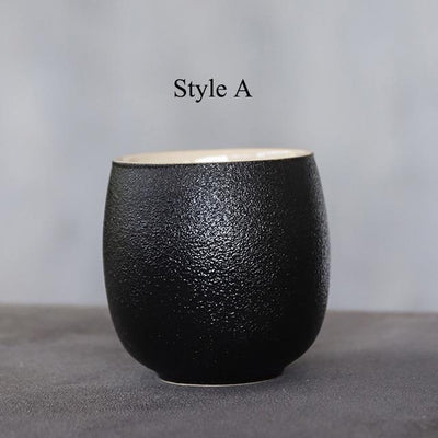 Genuine Handmade Kung Fu Tea Cup-Style A-TopicTea