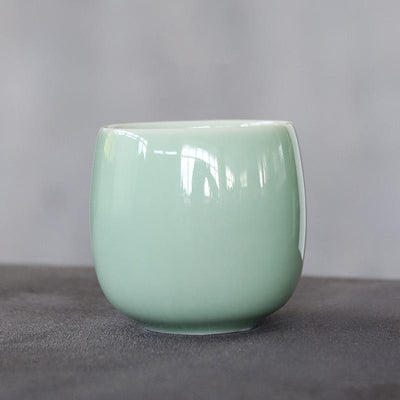 Genuine Handmade Kung Fu Tea Cup-Style B-TopicTea