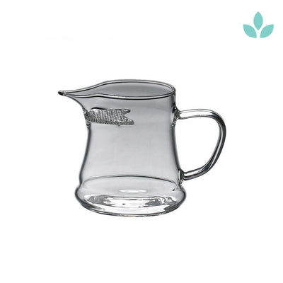 Glass Tea Serving Pitcher