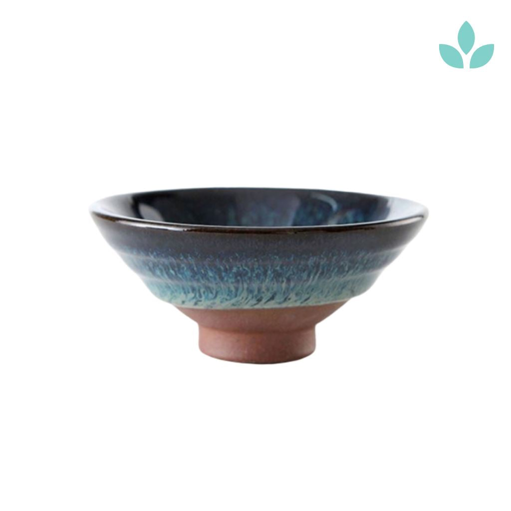 Glazed Tea Cup for Gongfu Cha Tea Ceremony