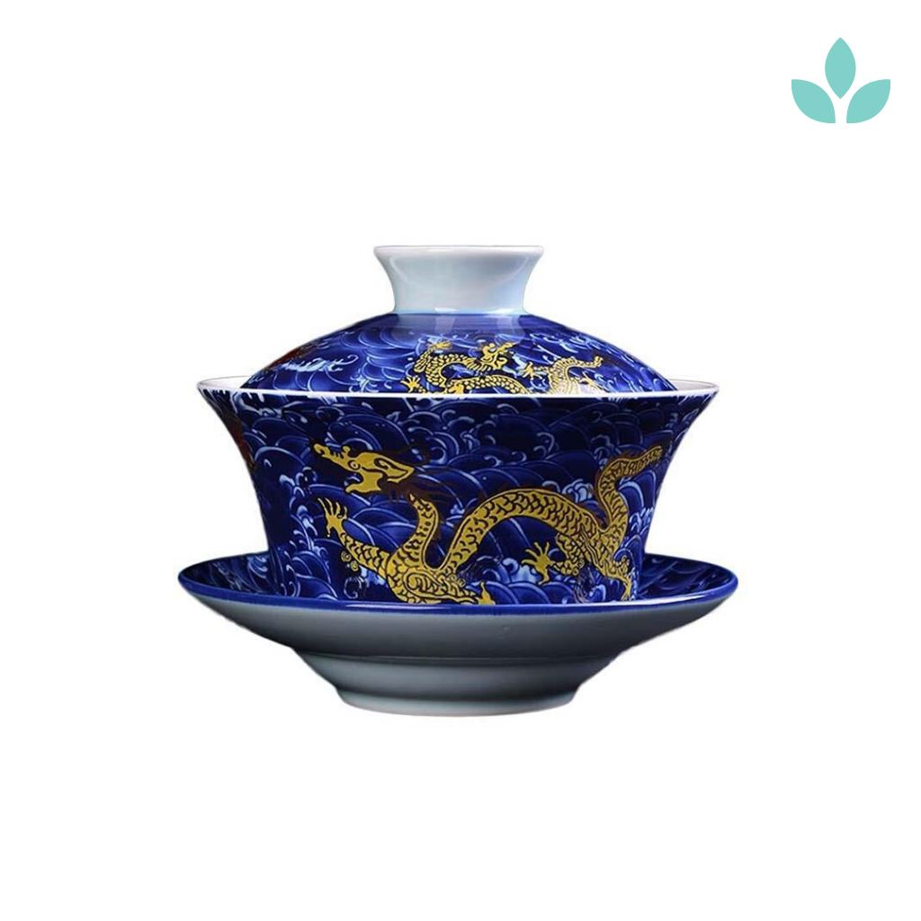 Golden Dragon Gaiwan