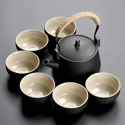 Handmade Traditional Chinese Kung Fu Set-Style N-TopicTea
