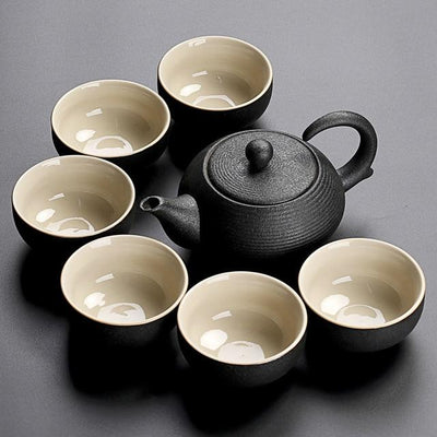 Handmade Traditional Chinese Kung Fu Set-Style K-TopicTea
