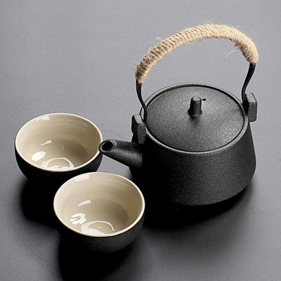 Handmade Traditional Chinese Kung Fu Set-Style G-TopicTea
