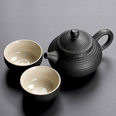 Handmade Traditional Chinese Kung Fu Set-Style E-TopicTea