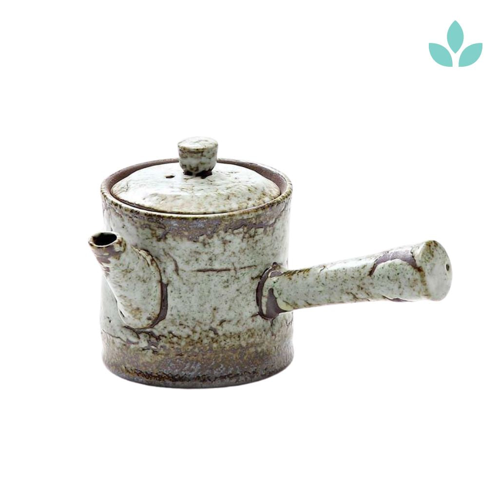 Japanese Cylinder Traditional Teapot