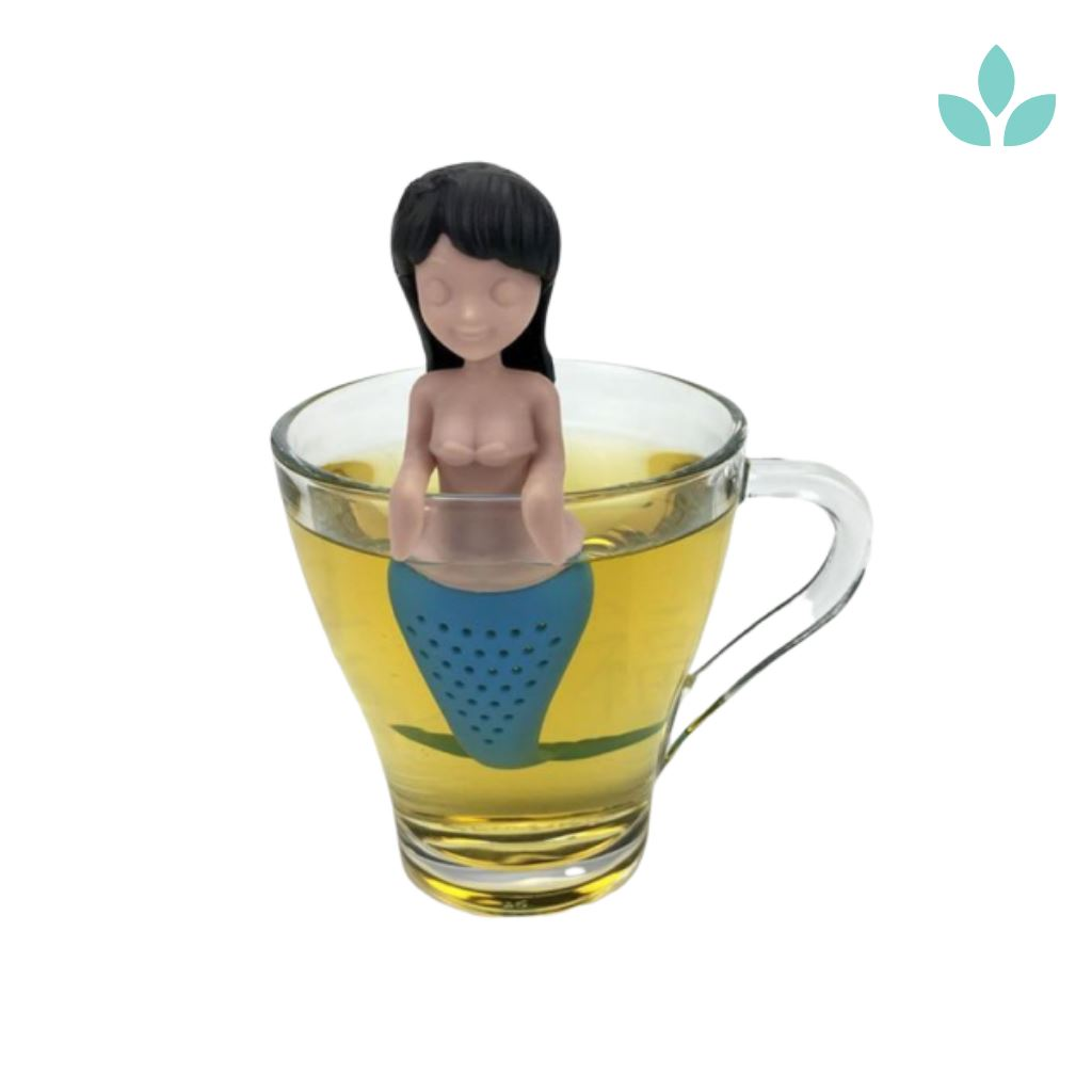 Mermaid Silicone Tea Infuser