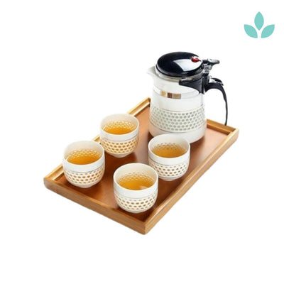Minimalist Tea Set