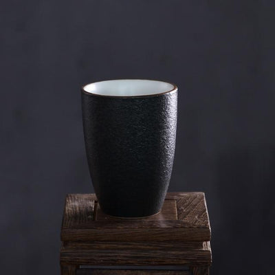 Pigmented Pottery Tea Cup-Style B-TopicTea