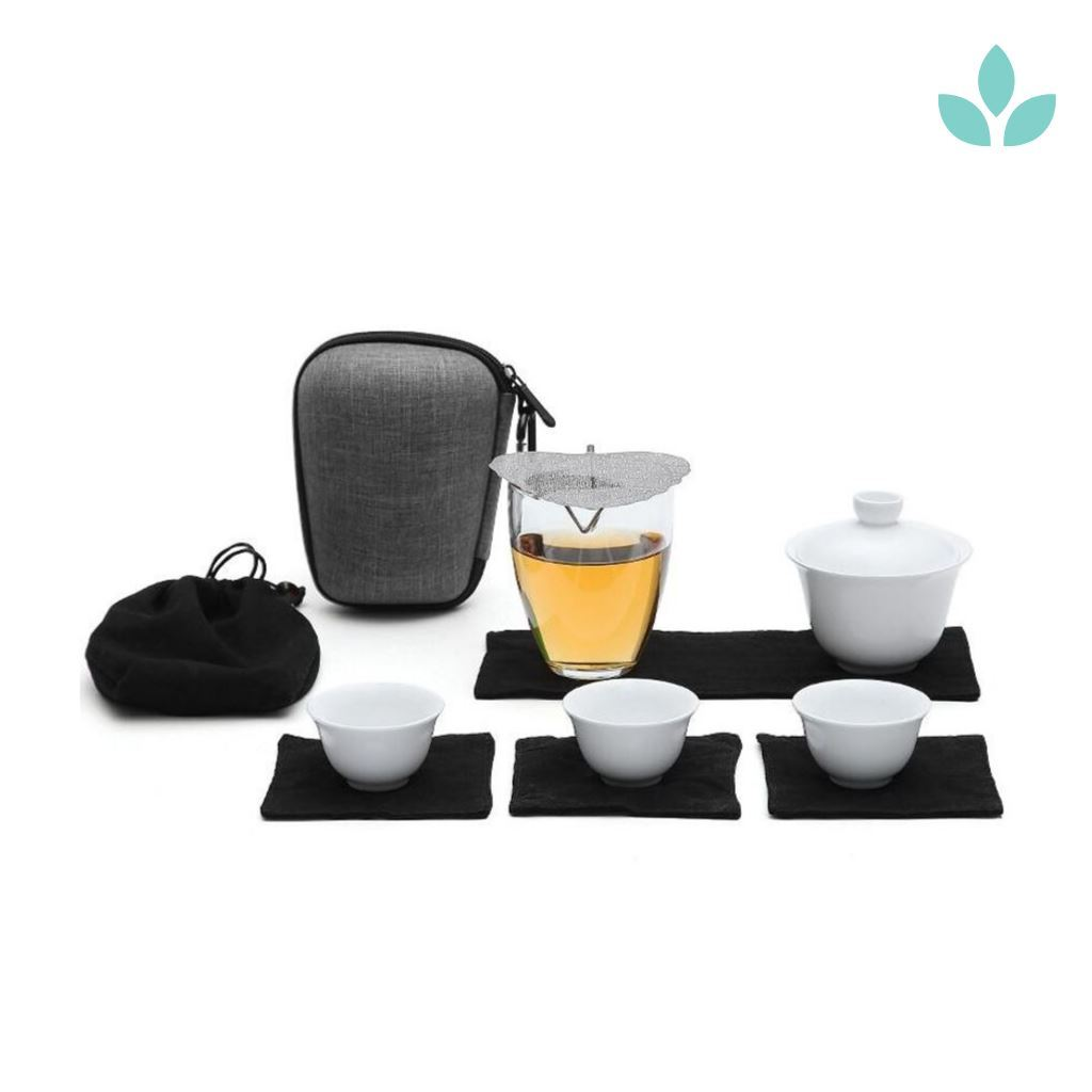 Portable Gaiwan Tea Set