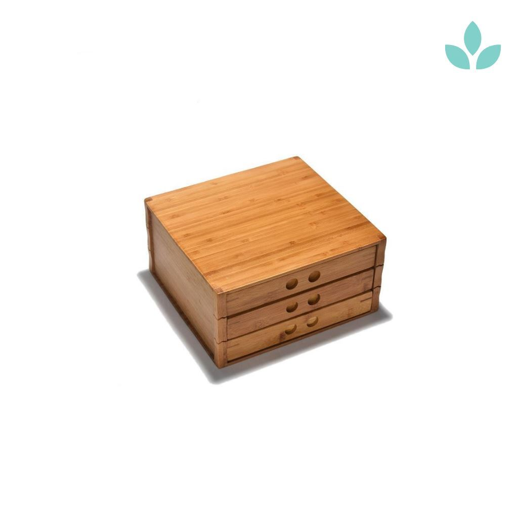 Puer Tea Storage Box