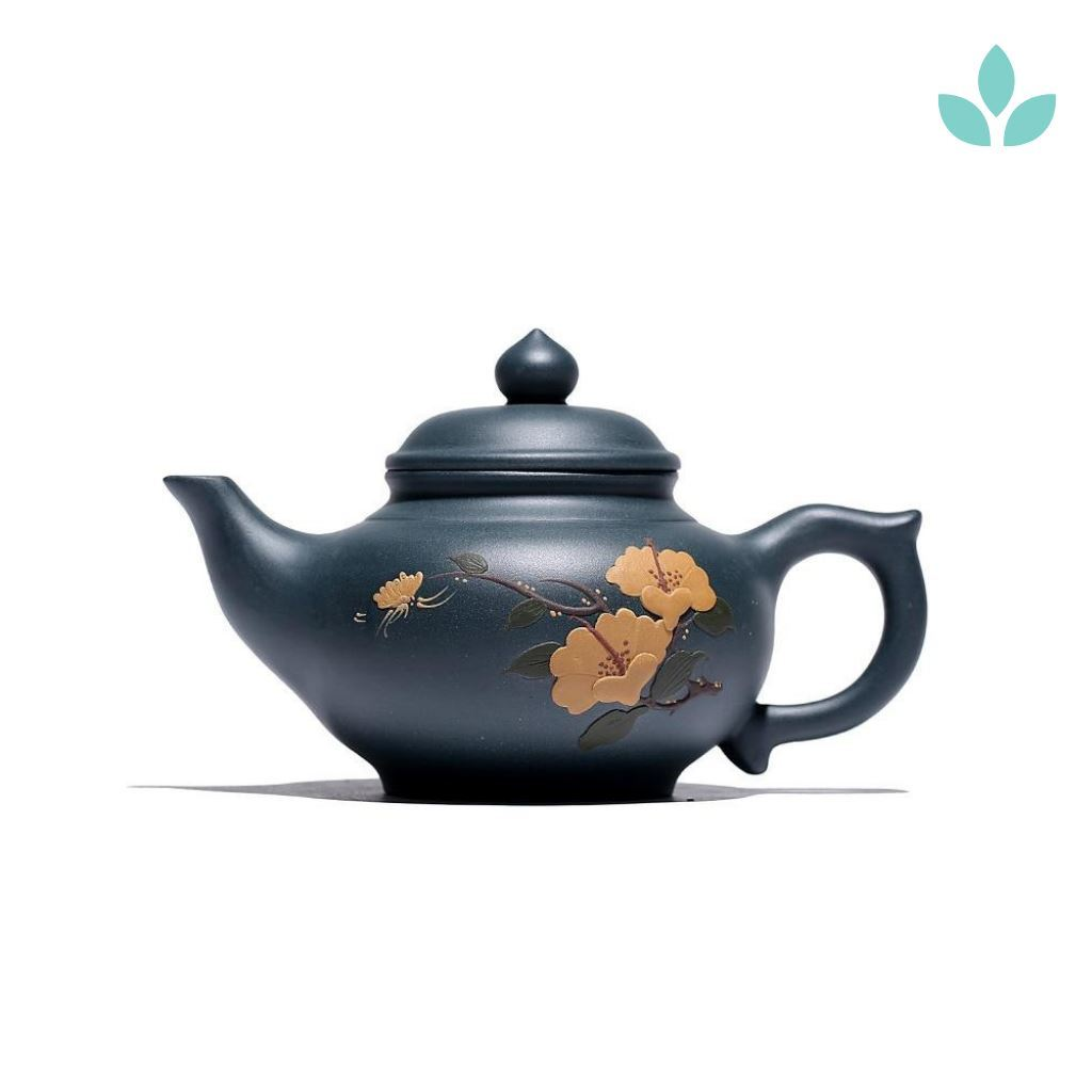 Purple Clay Yixing Teapot