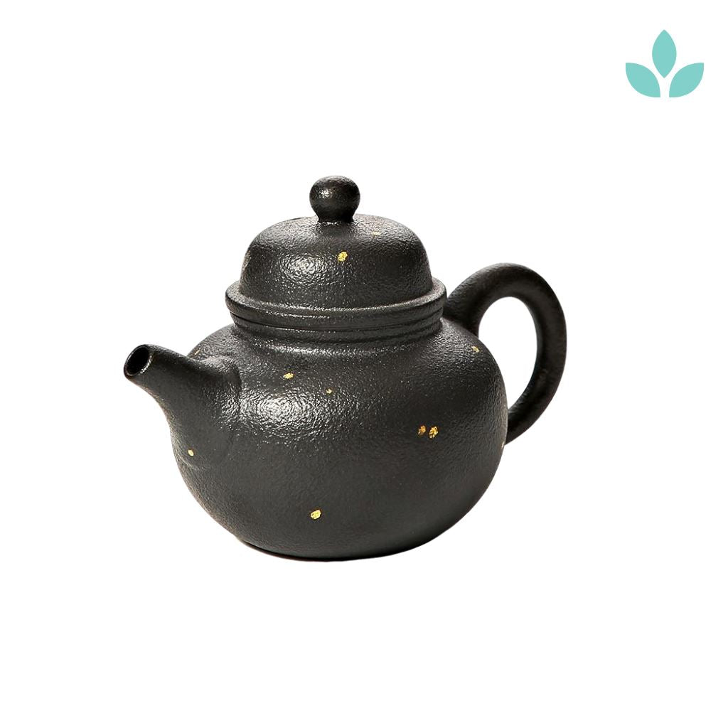 Rounded Chinese Teapot