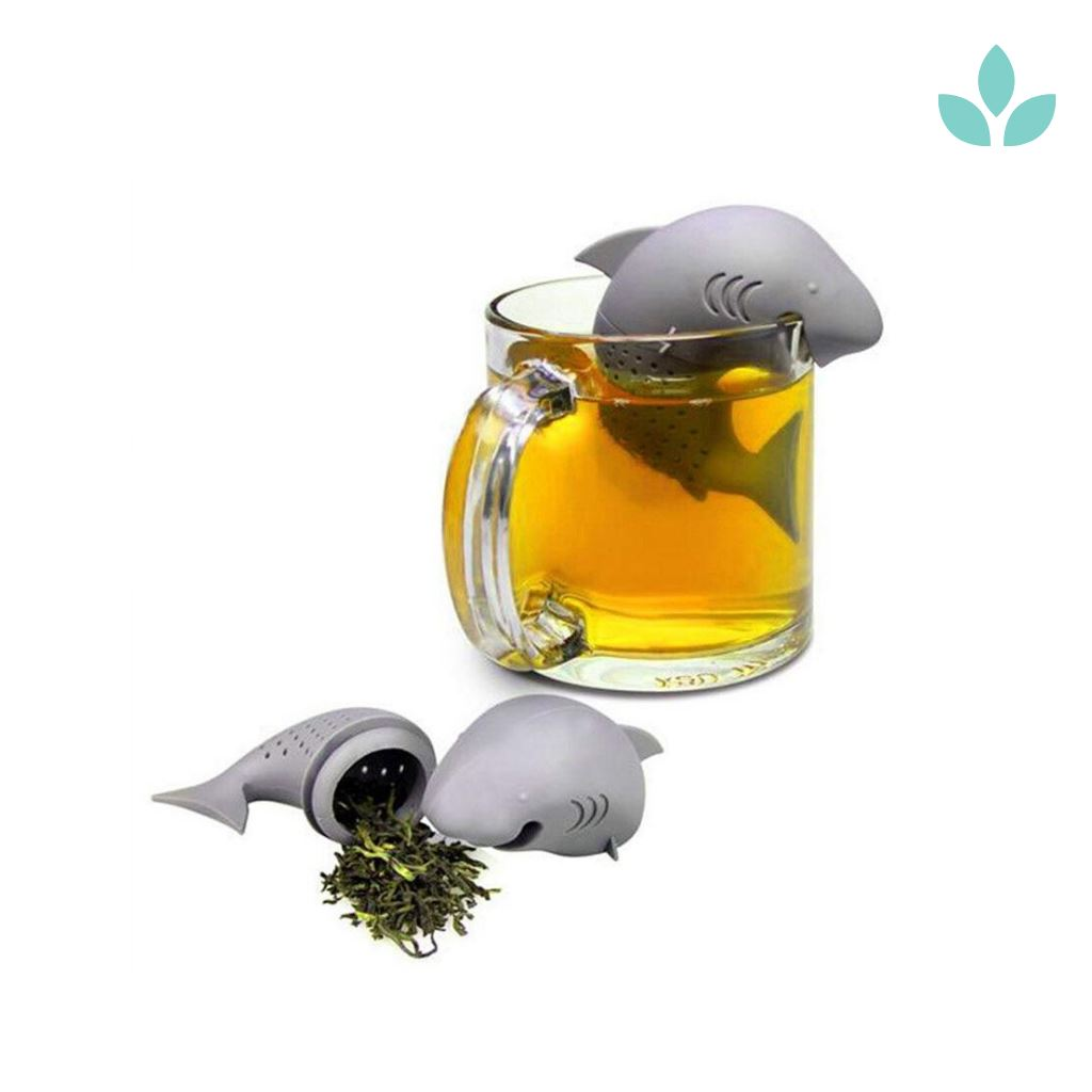 Shark Silicone Tea Infuser