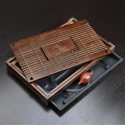 Tea ceremony tea tray