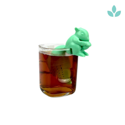 Squirrel Silicone Tea Infuser