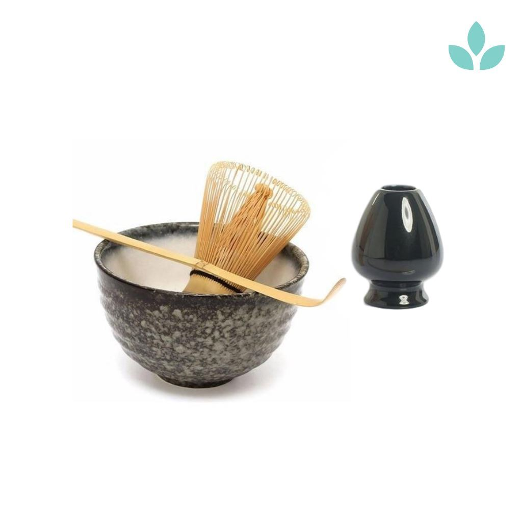 Traditional Japanese Matcha Tea Set