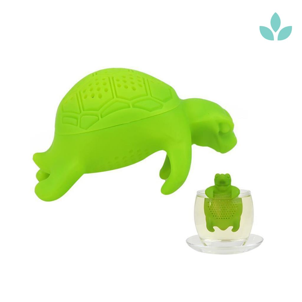 Turtle Silicone Tea Infuser