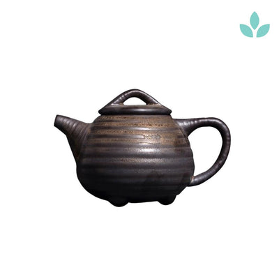 Upright Japanese Teapot