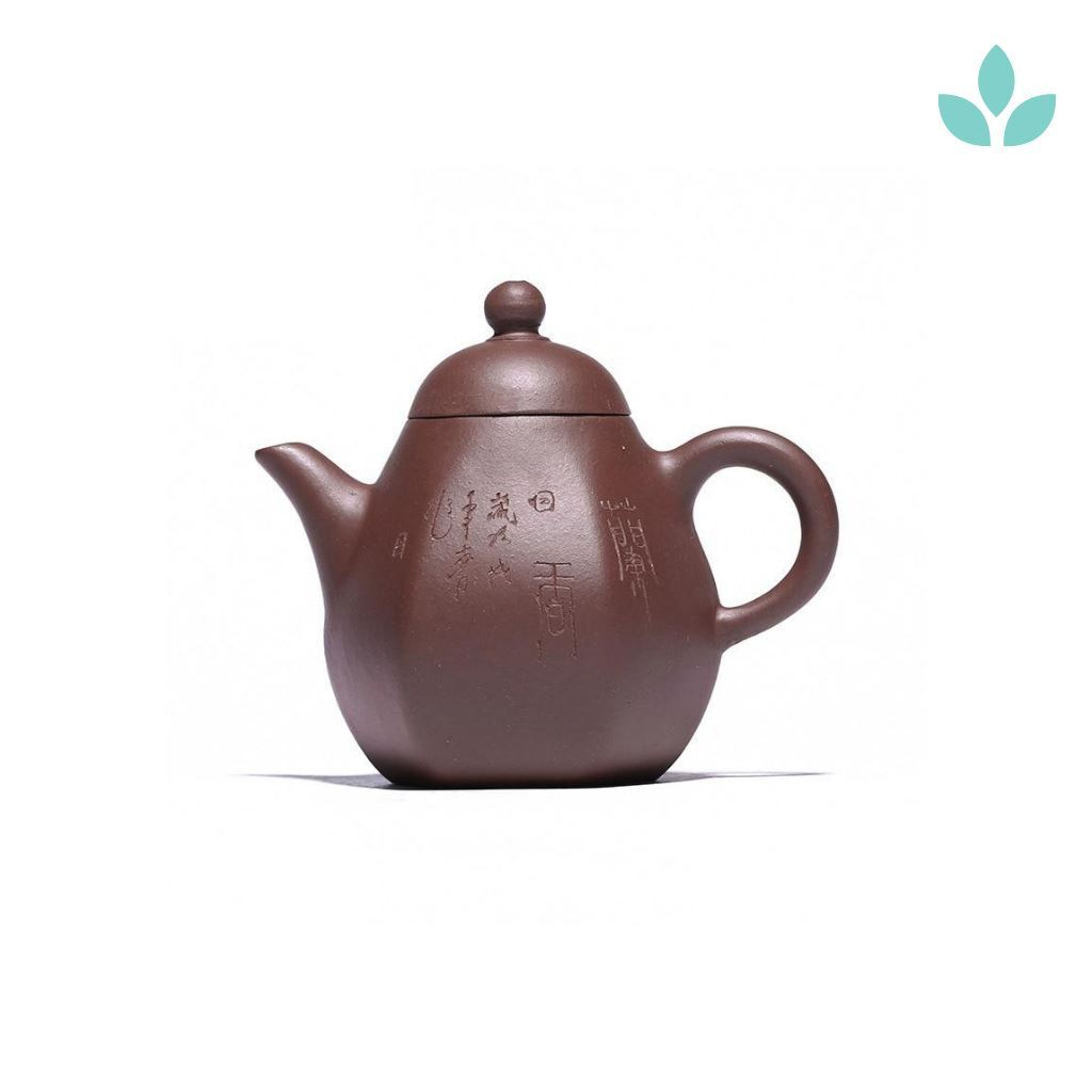 Yixing Purple Clay Traditional Teapot