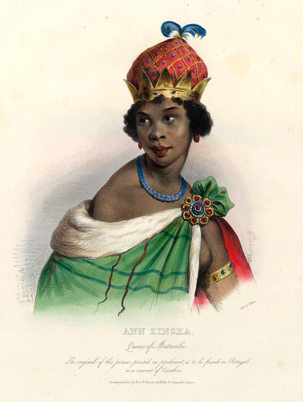 Queen Nzinga of Ndongo: A Leader of the People - Part 1
